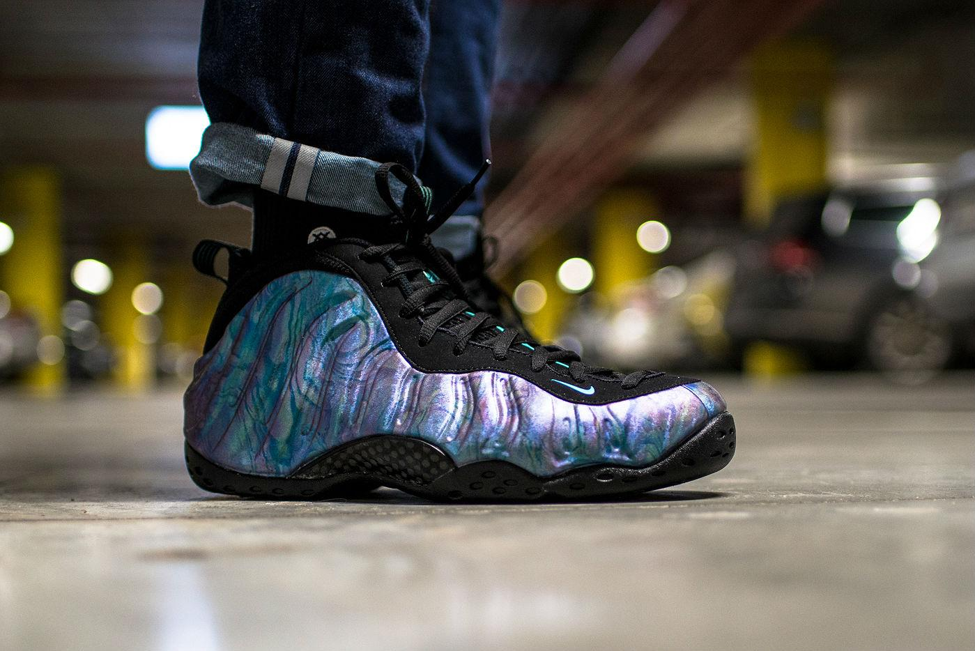 9cf3beaea03d12 nike air foamposite one abalone 1 - WearTesters