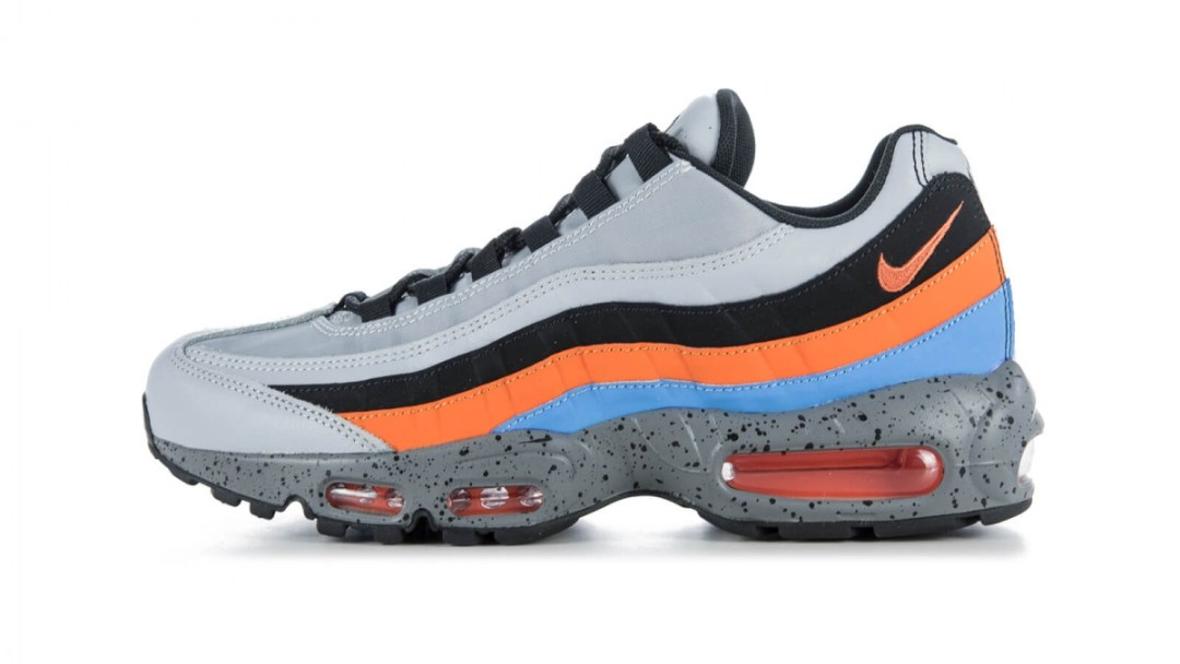 7ea9babcc9c7af A Vibrant Nike Air Max 95 Premium Releases in Europe - WearTesters