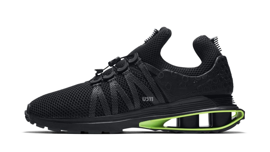 7110e0424b1bd1 The Nike Shox Gravity Luxe Sports a New Build and Familiar Colorway ...