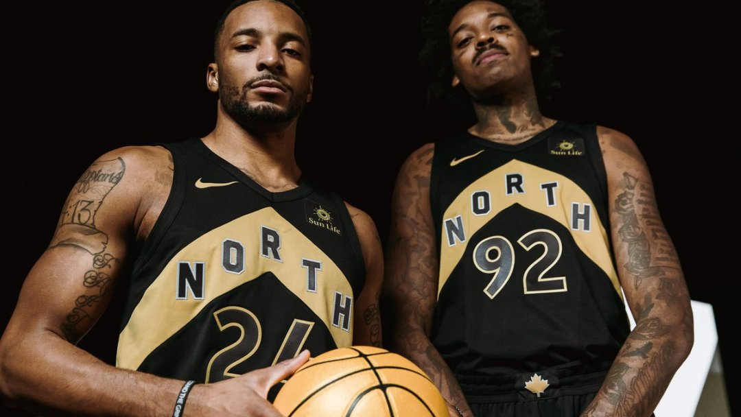 adfb576d37e8 Nike and the Toronto Raptors Unveil OVO Edition Jerseys - WearTesters