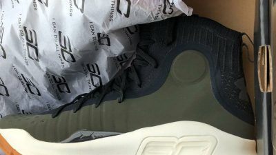 under armour curry 4 green gum