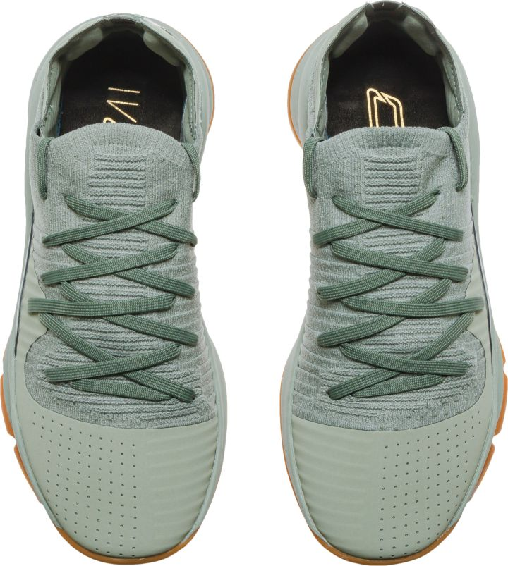 under armour curry 4 low green gum 4
