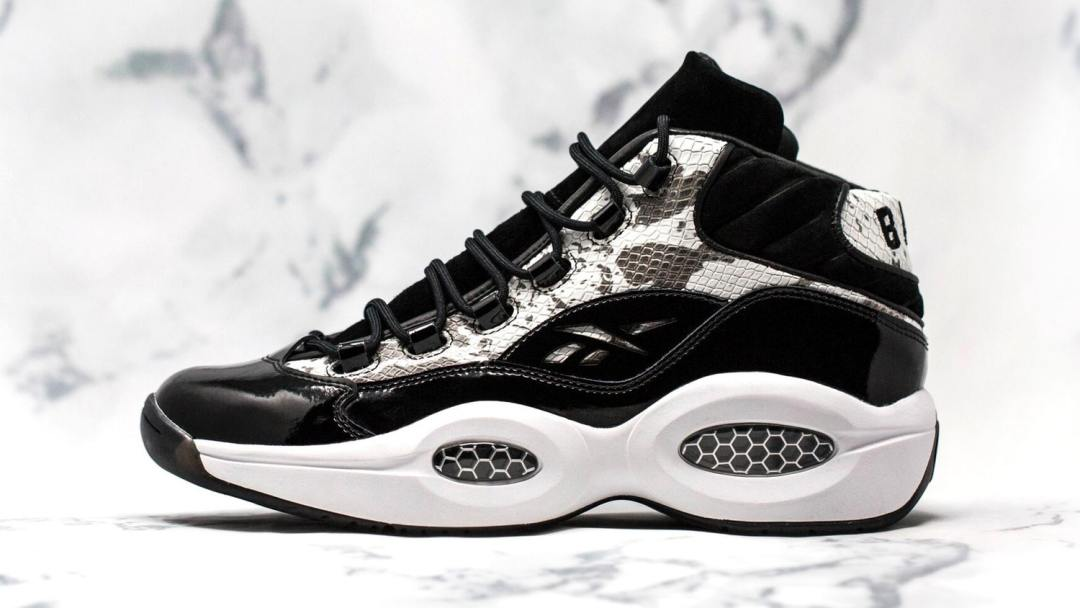 89c565766fdd7f The BAIT x Reebok Question  Snake 2.0  Will Release at a Pop-Up in ...