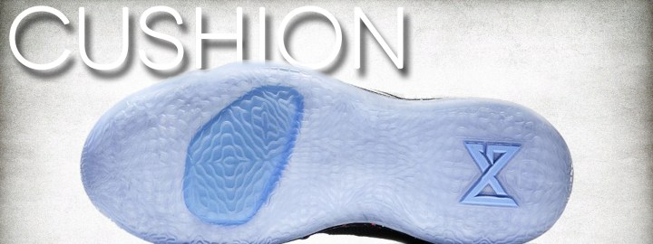 new product cb8e1 7ddaa Nike PG 2 performance review cushion