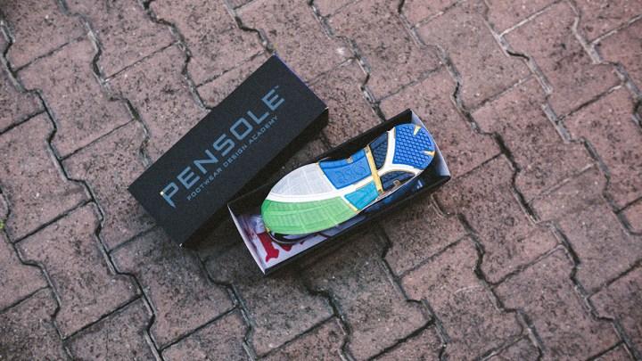 PENSOLE x Asics Fresh Up GEL-180