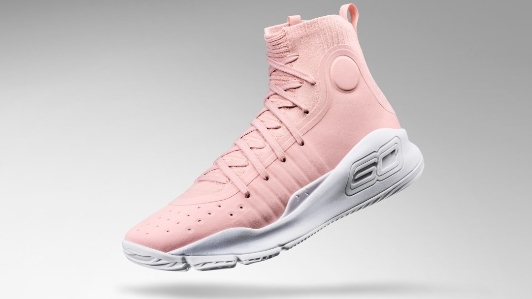 47f42044c53 The Curry 4  Flushed Pink  Celebrates Steph s Love for Ayesha and ...