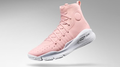 The Curry 4  Flushed Pink  Celebrates Steph s Love for Ayesha and Basketball 854847963