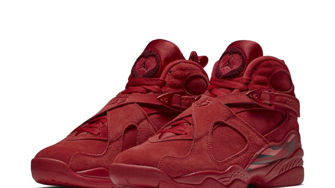 Expect This Familiar Air Jordan 8 For Valentine S Day Weartesters