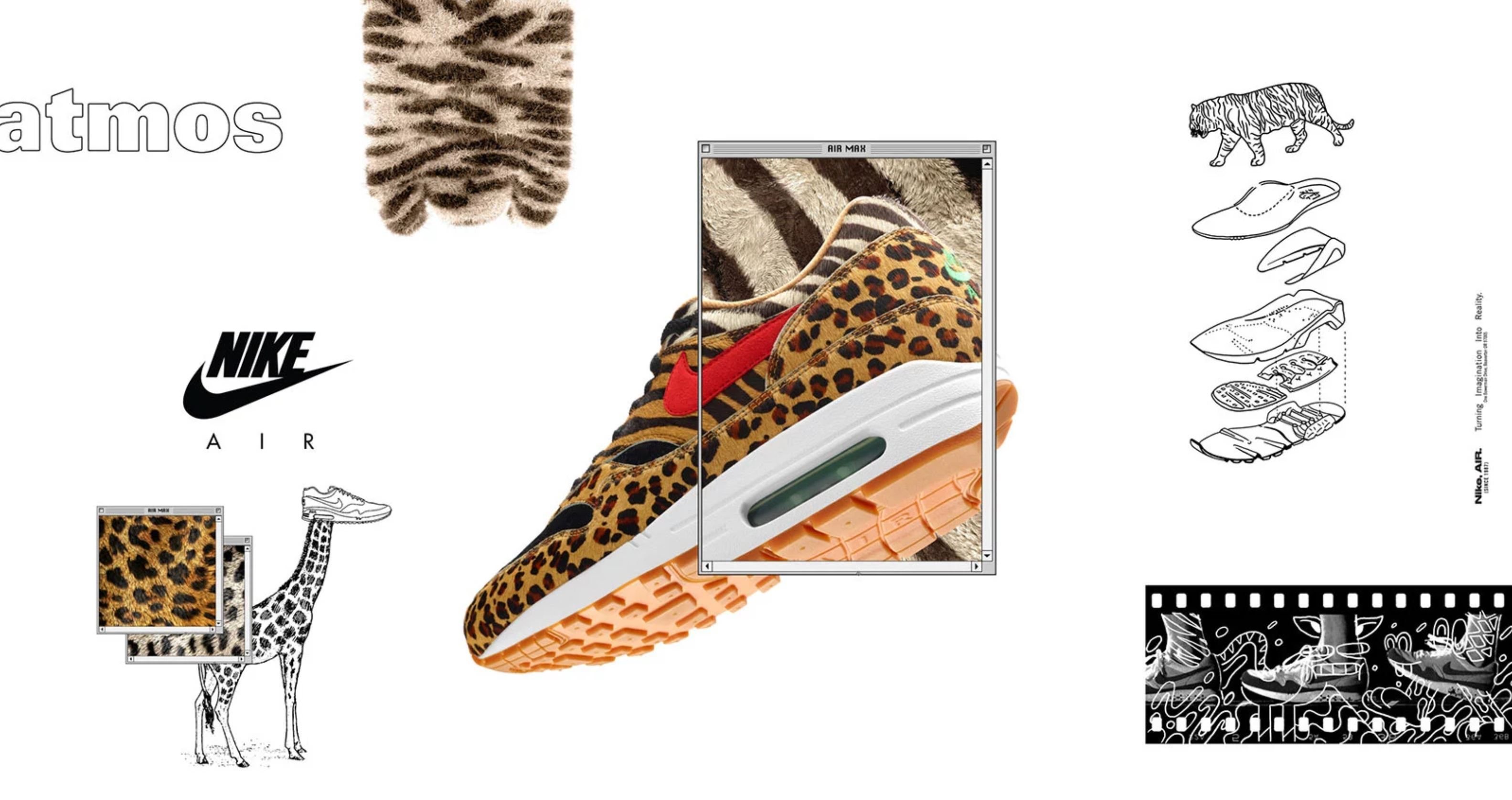 8cf780b24af Atmos 0 Nike Air Max 2 Pack Animal 1 Weartesters tRr4xqwtI
