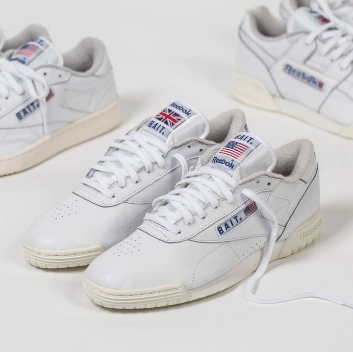 bait reebok exofit lo west east pack