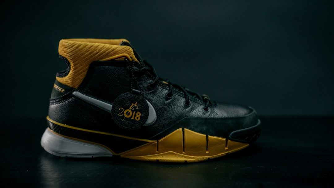 0ffc29afd2ff Nike and Kobe Bryant Unveil the Zoom Kobe 1 Protro - WearTesters