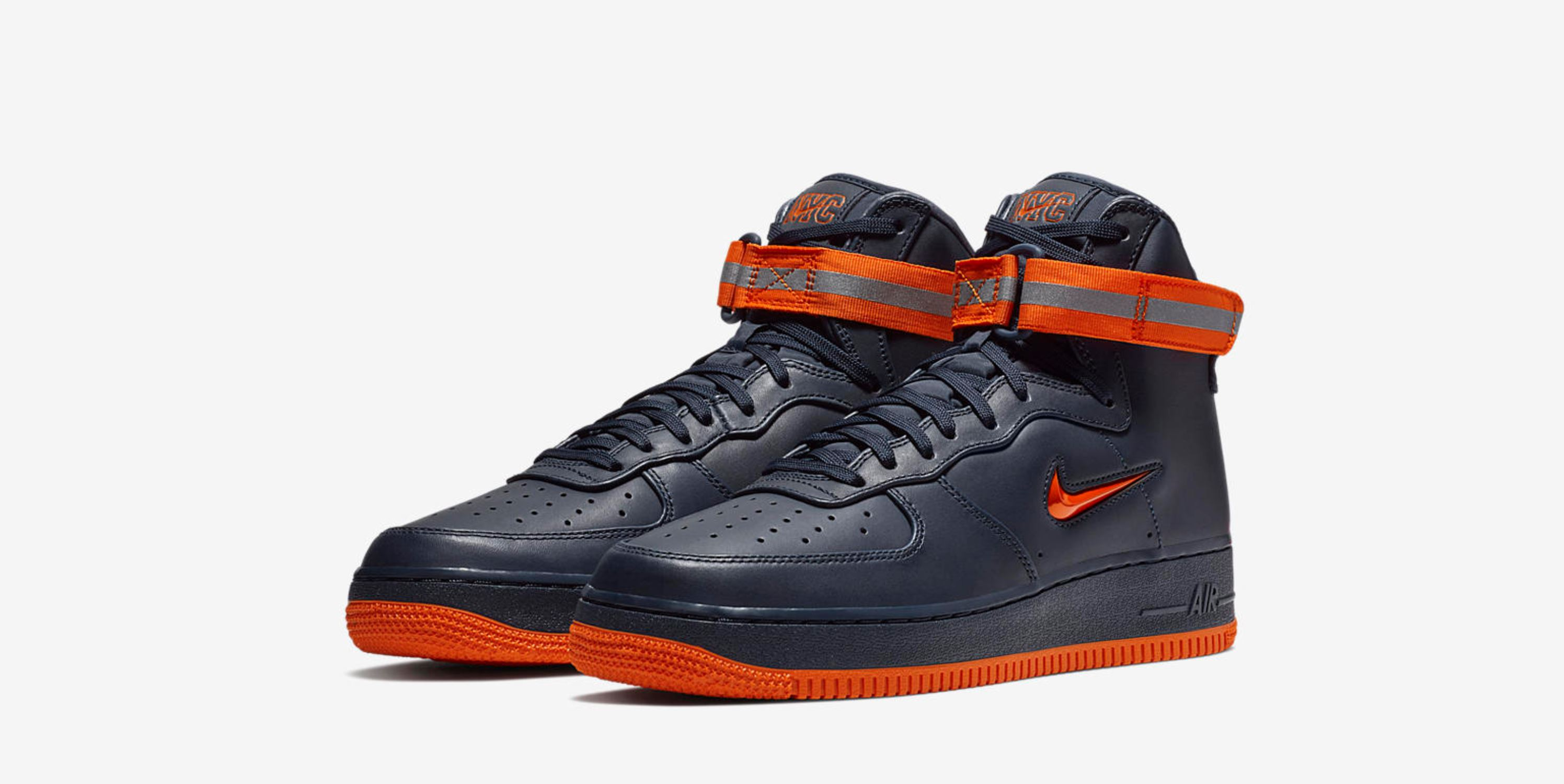new product 0bbb3 43164 nike air force 1 high NYC 2 · Kicks Off Court   Nike ...