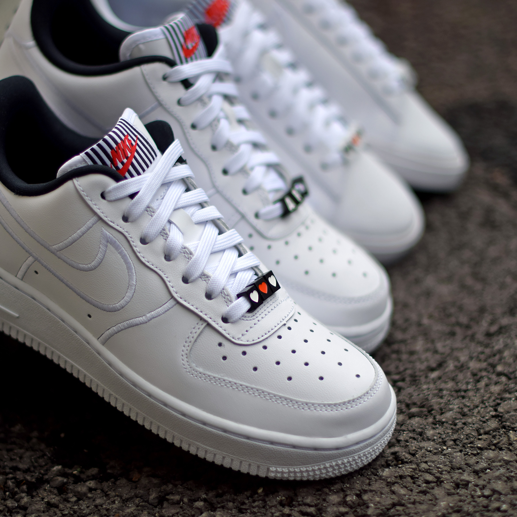 online store dac92 6ebb8 ... release date both the nike air force 1 low and nike blazer low  valentines day will