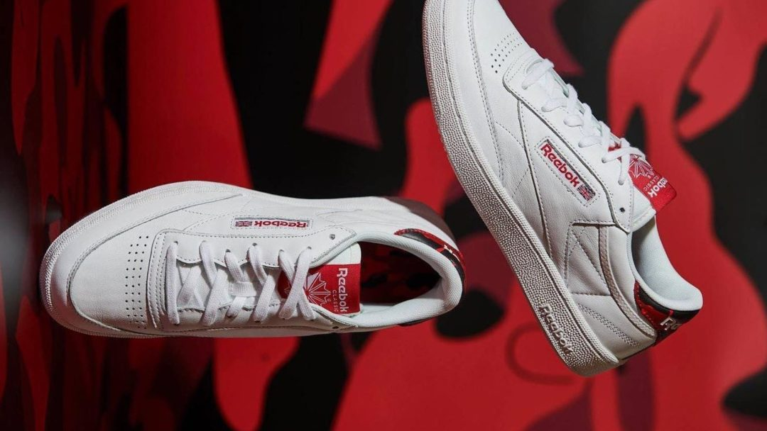 huge selection of ad11f 35e62 reebok club c chinese new year year of the dog