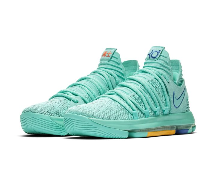 competitive price 8a72f 928f5 ... Nike KD 10 City Edition 2 1 ...