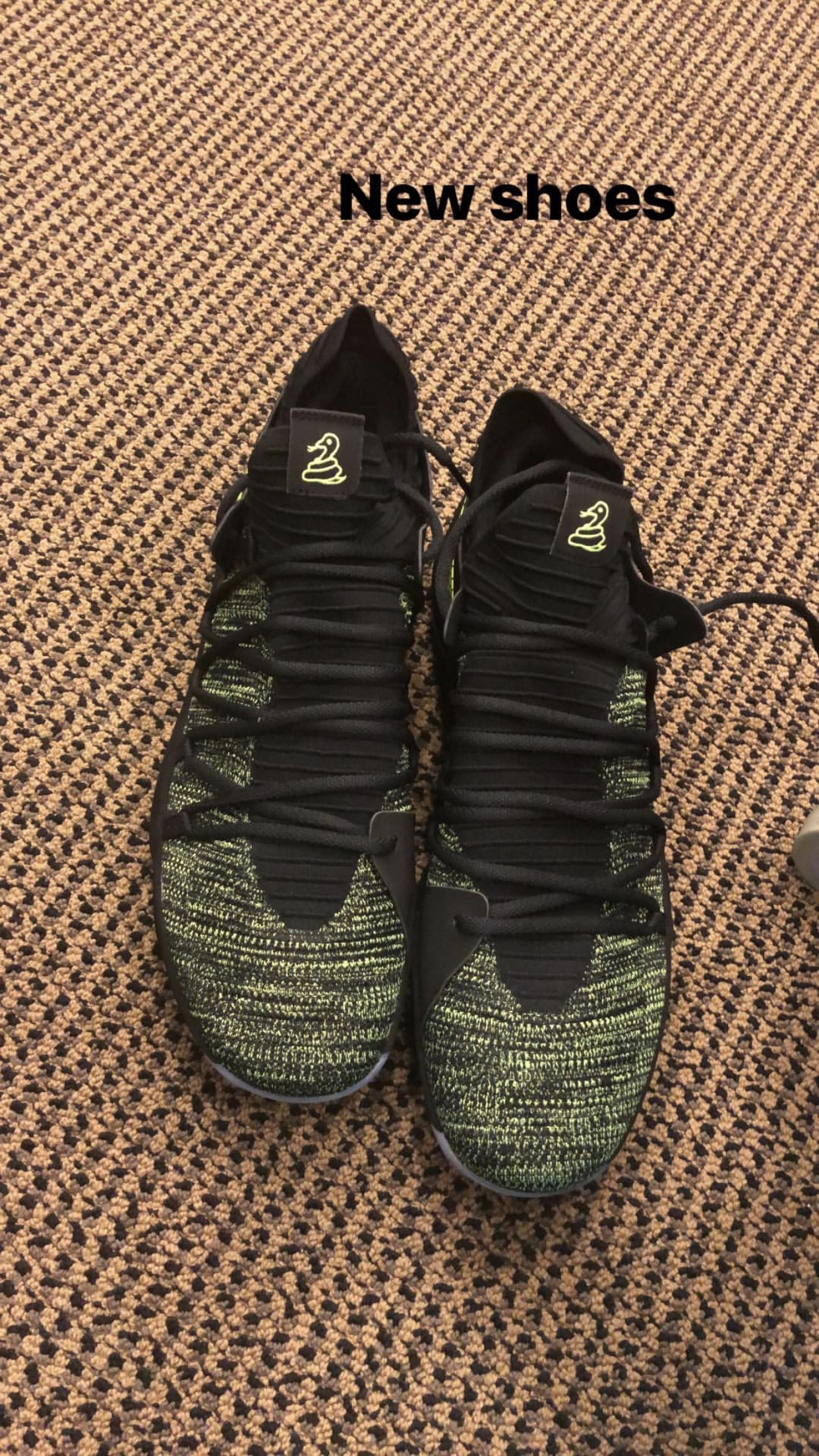 outlet store e62e0 1e72e Kevin Durant Embraces the Hate with New Nike KD 10 PE - WearTesters