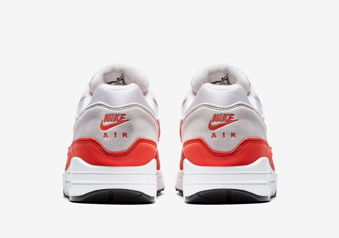 "Nike To Release Air Max 1 ""Habanero Red"" as Women s Exclusive6 ... 65b5a7d2d7"