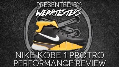 Nike Zoom Kobe 1 Protro Performance Review Duke4005