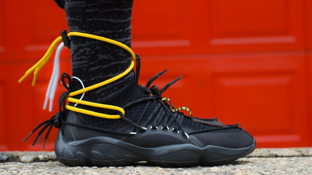 Test Shoot  Pyer Moss x Reebok DMX Fusion Experiment F F - WearTesters 22644ed94