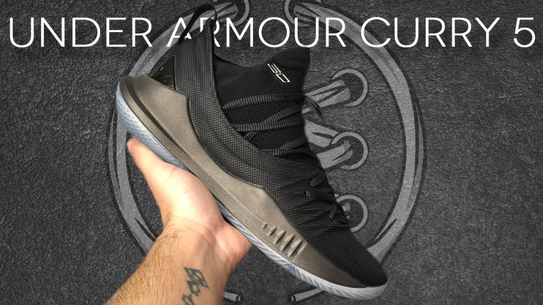 082112cff858 Detailed First Look at the Under Armour Curry 5 - WearTesters