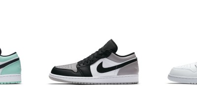 3bc57cbd28ac5a ... Look - WearTester  Three New Pairs of the Air Jordan 1 Low Appear  Online ...
