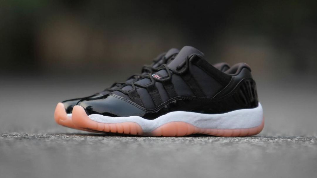5e7f316d2b2 The Air Jordan 11 Low 'Bleached Coral' Arrives Next Month - WearTesters