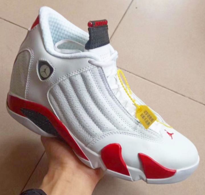 ... air jordan 14 candy cane 2018 ... b23c80ab7