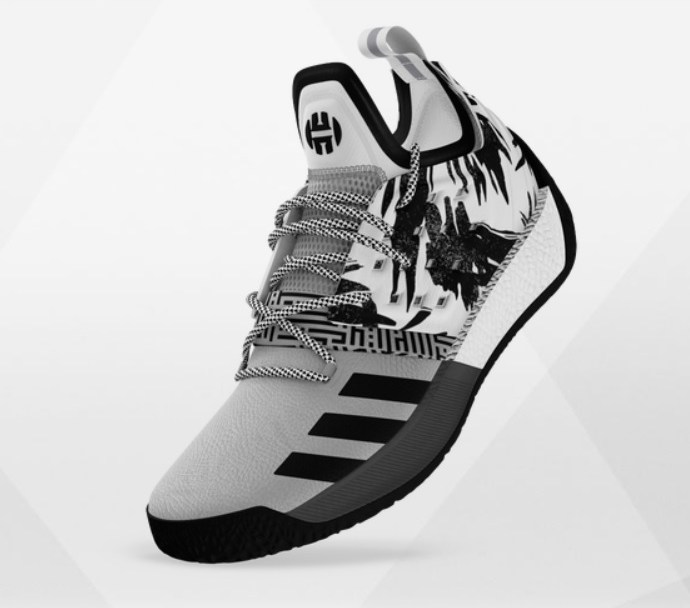 ad062418eefc miadidas Adds Premium Leather Option for the adidas Harden Vol 2 ...