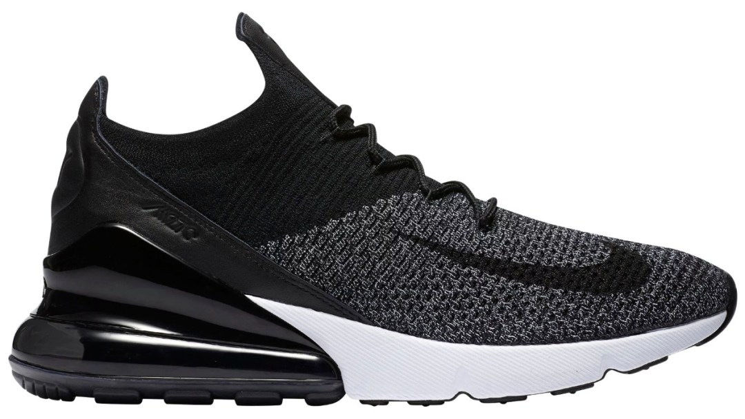 803cedb0333 The Nike Air Max 270 Flyknit Has Released in Two Colorways at ...