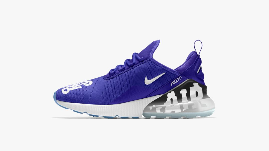 the best attitude fd485 df391 The Nike Air Max 270 Has Hit NikeiD for Customization - WearTesters