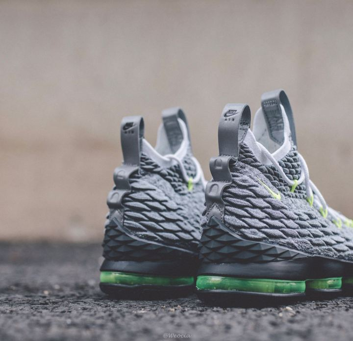 This pair will most likely become available via The Draw on the SNKRS app  once LeBron hits the hardwood in it. 45f0a3d3a