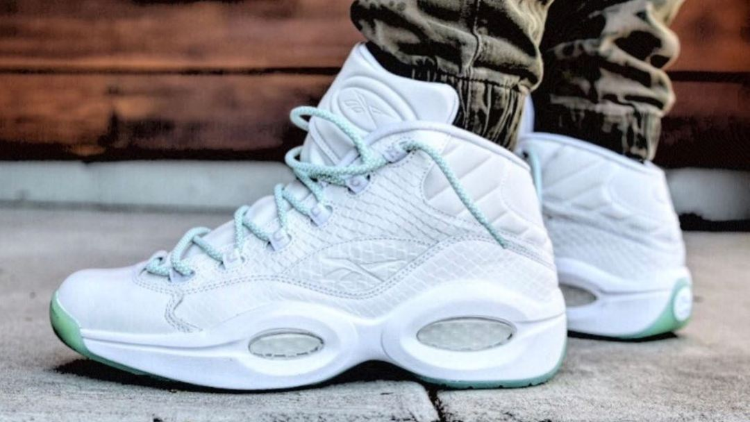 b526810e6377c6 The Reebok Question  Mint Snake  Drops Next Week - WearTesters