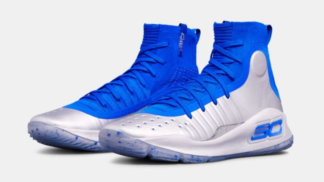 New Royal Metallic Curry 4 Gets Surprise Drop - WearTesters 30f17820fc