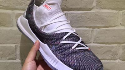 under armour curry 5 leak