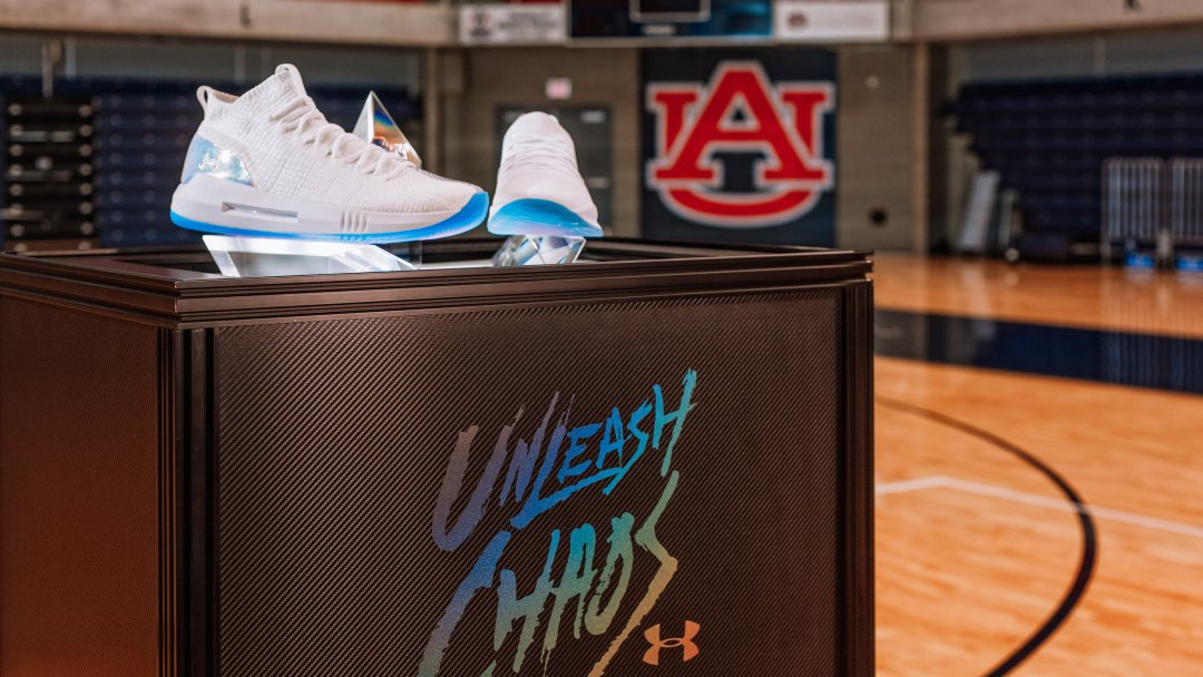 b6865d9c6ac Under Armour Collegiate Basketball Teams Will 'Unleash Chaos' in New ...