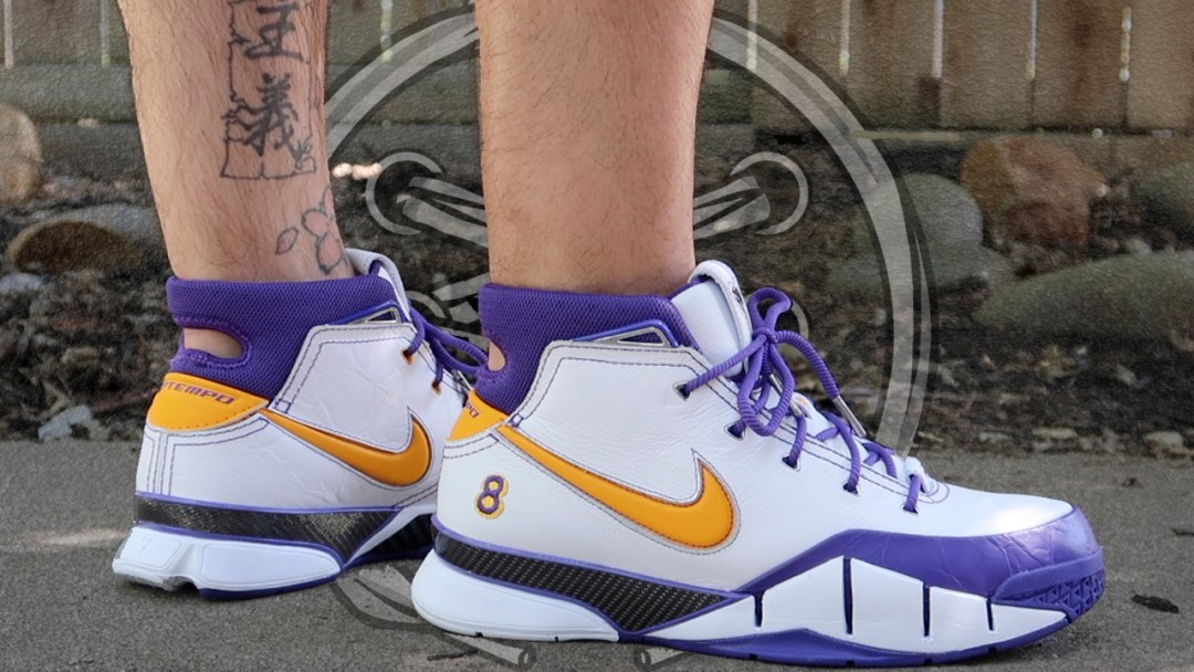 c5fc0320dca0 Detailed Look at the Nike Kobe 1 Protro  Final Seconds  - WearTesters