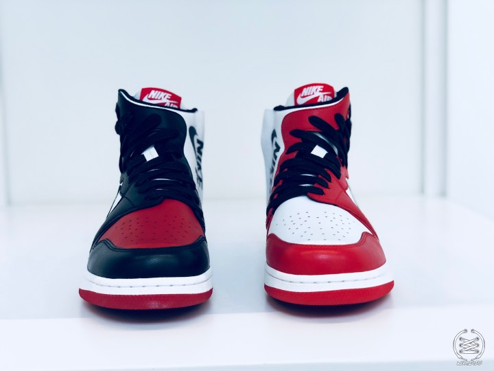 womens air jordan 1 rebel chicago
