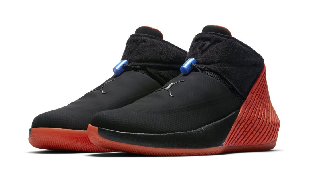 8c064abf7442 Jordan Why Not Zer0.1 in OKC Thunder  Away  Colorway Dropping Soon ...