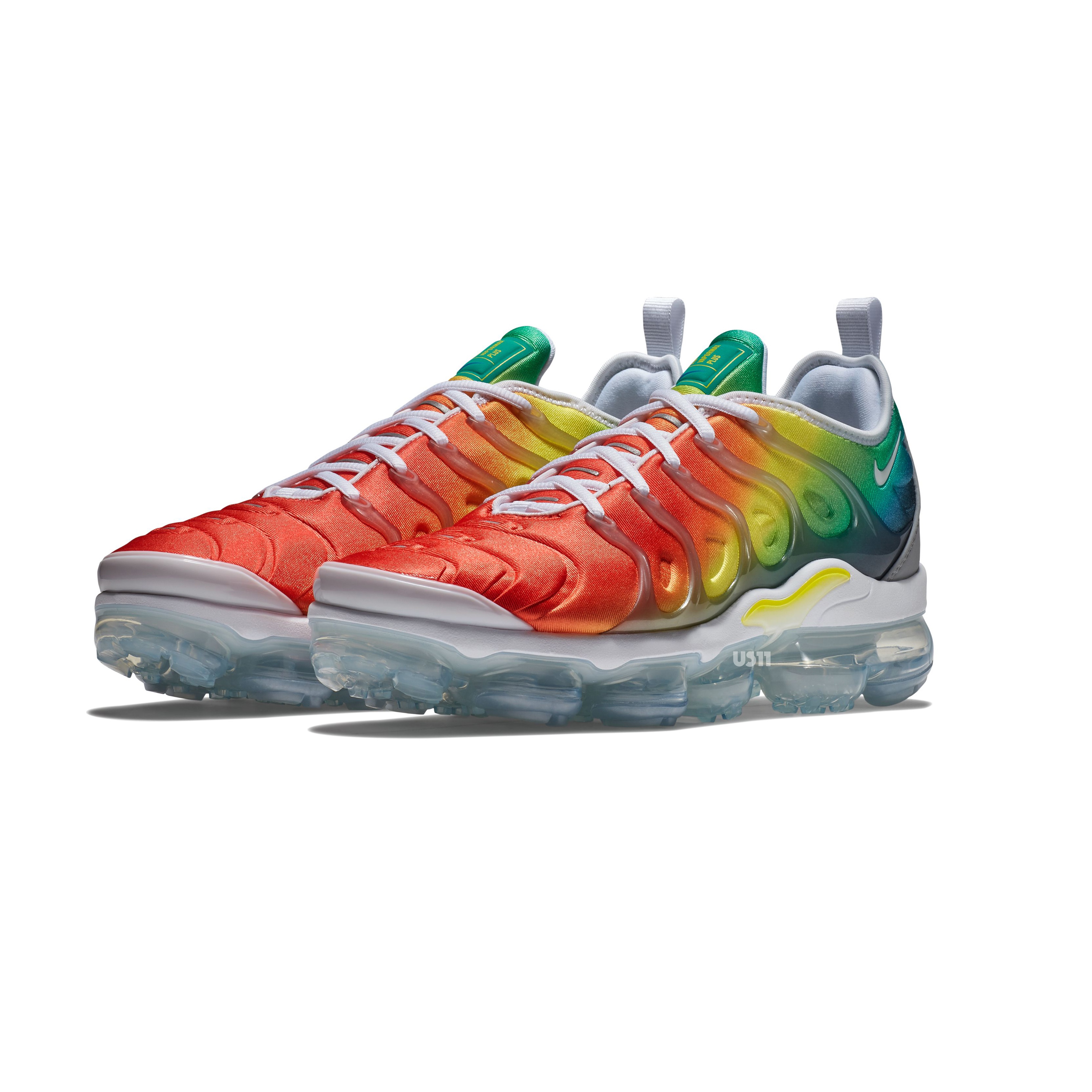 0d1ff52f3f The Nike Air VaporMax Plus Hybrid Surfaces in Grey WearTesters