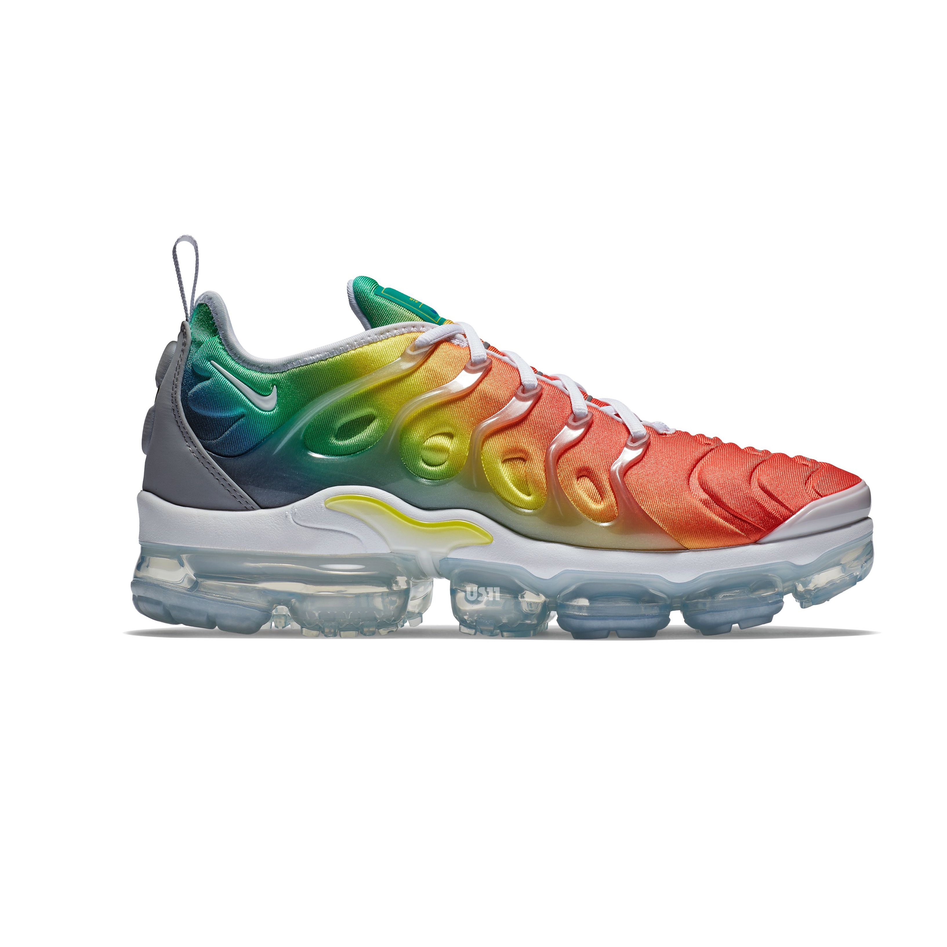 quality design 772a6 f10ad ... best price nike air vapormax plus whitewhite neptune green dynamic  yellow 2 55e45 6d835