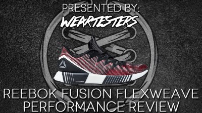 Reebok Fusion Flexweave Performance Review