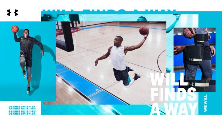Under Armour will finds a way Dennis Smith Jr