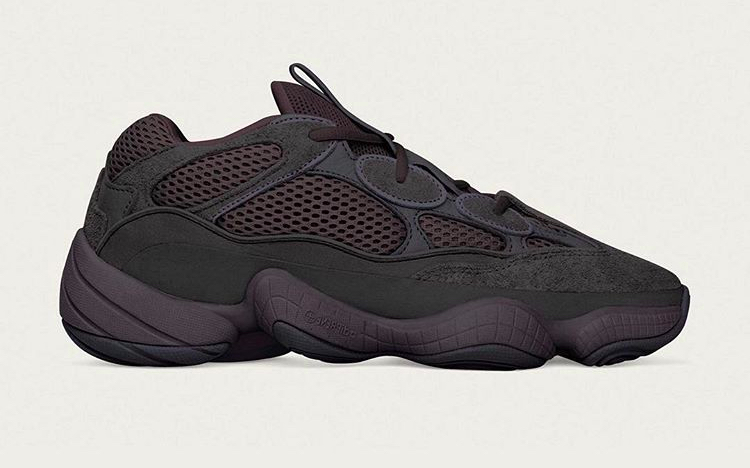 86c4cfb7683a6 A Triple Black adidas Yeezy 500 is Dropping in July - WearTesters