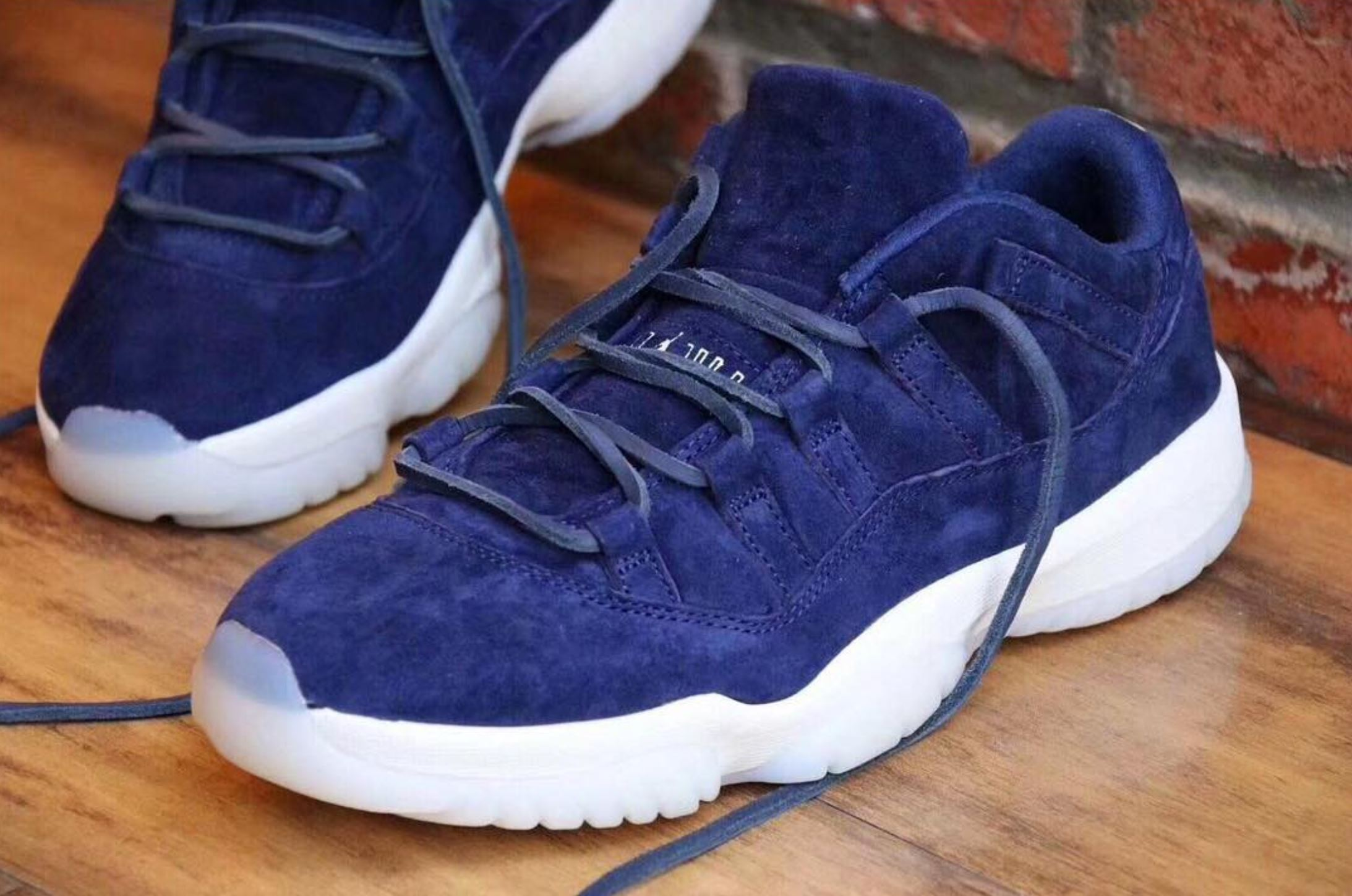 Derek Jeter s Air Jordan 11 Low  RE2PECT  Release Date is Confirmed ... f7dc467ff