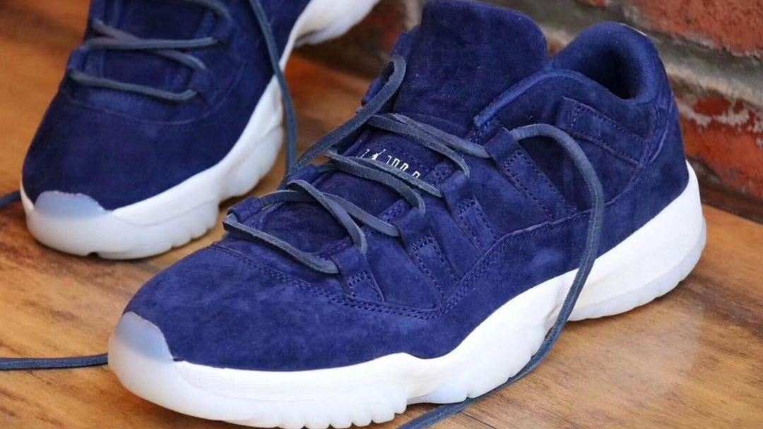5a9fed22e04 Derek Jeter's Air Jordan 11 Low 'RE2PECT' Release Date is Confirmed ...