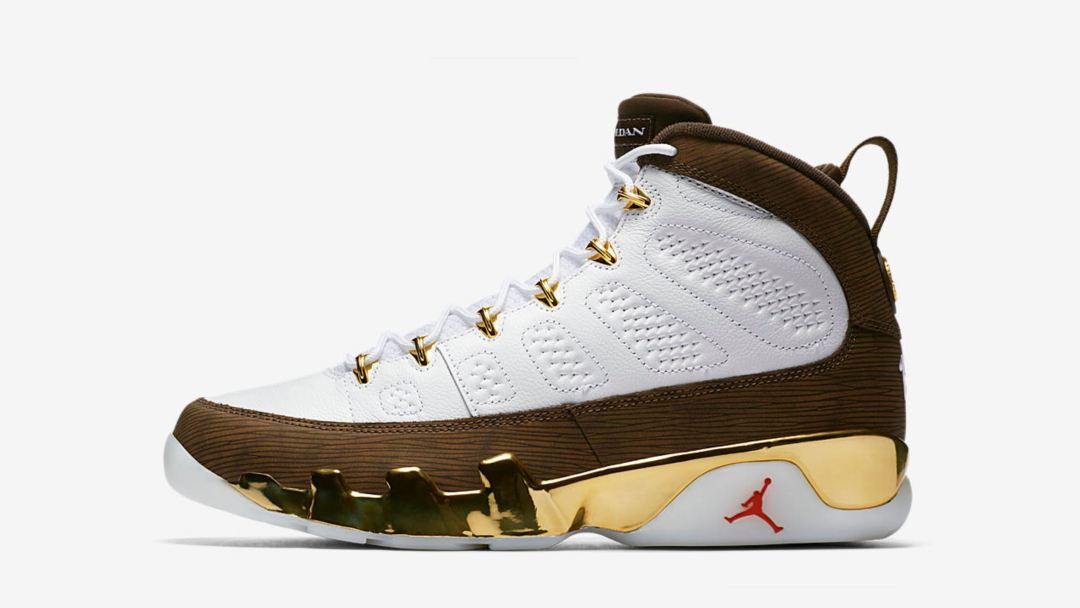 8cebc2b4c41c The Air Jordan 9  MOP Melo  Release Date is Only Weeks Away ...