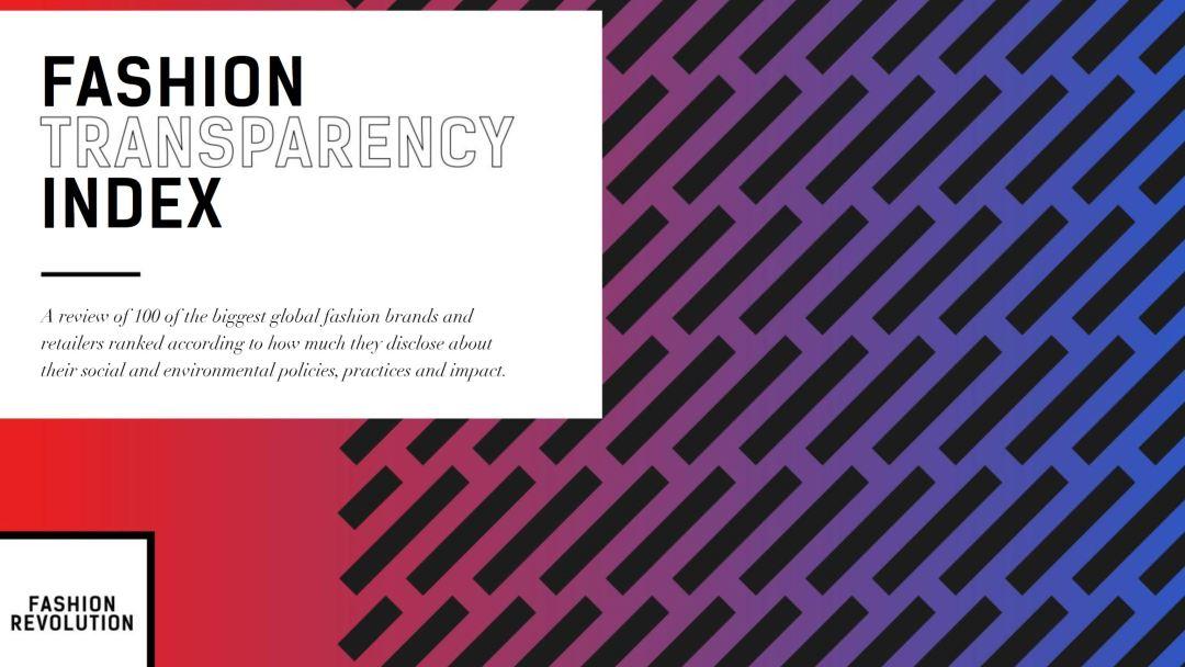 fashion transparency index 2017 adidas reebok puma