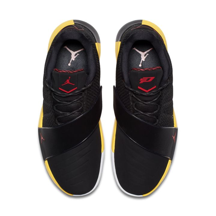 7970393a143e Striking Jordan CP3.XI  Varsity Maize  Colorway Surfaces Online ...