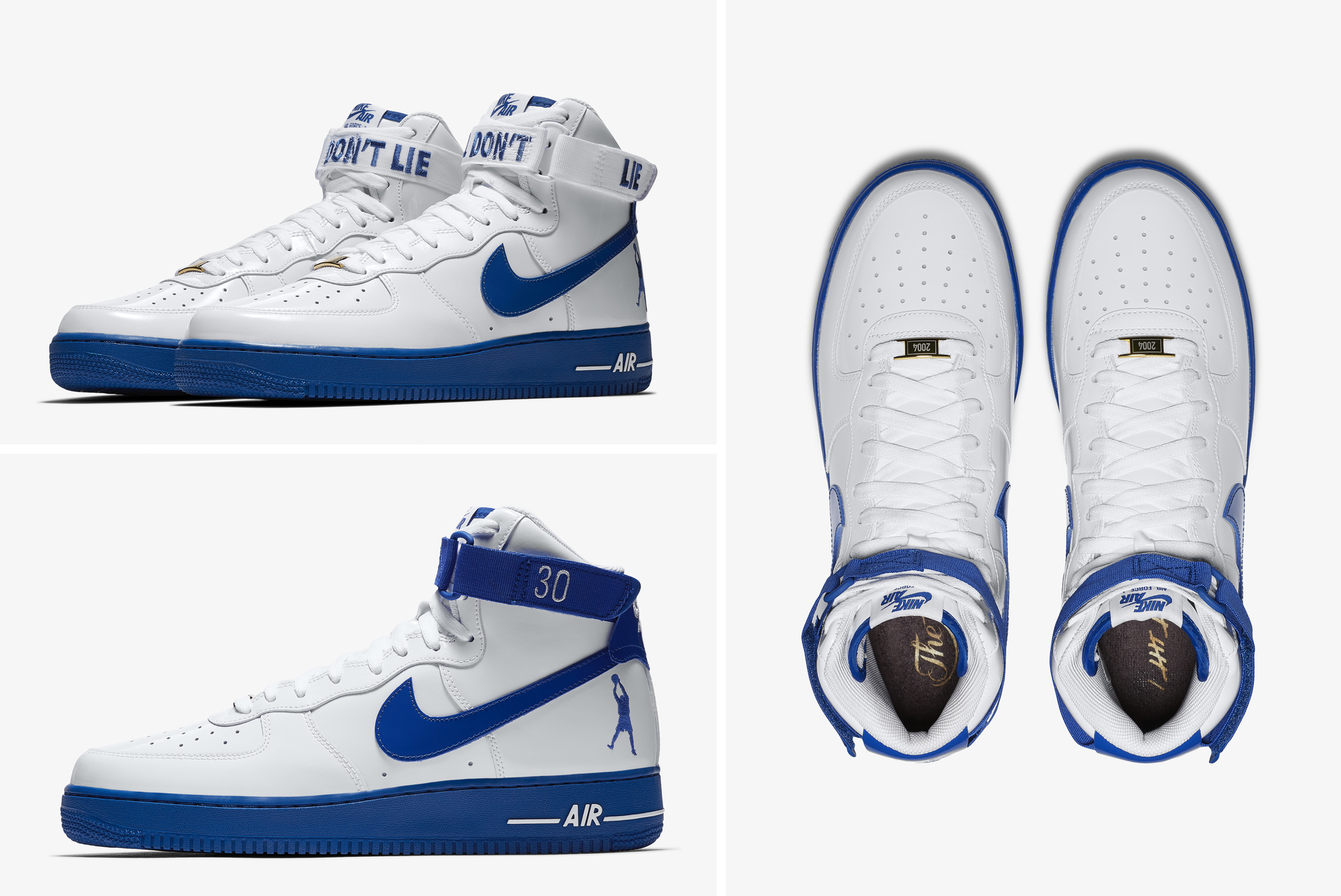 huge selection of 6567e 3b9fd nike air force 1 high retro rude awakening
