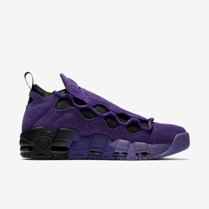nike air more money court purple quickstrike 3